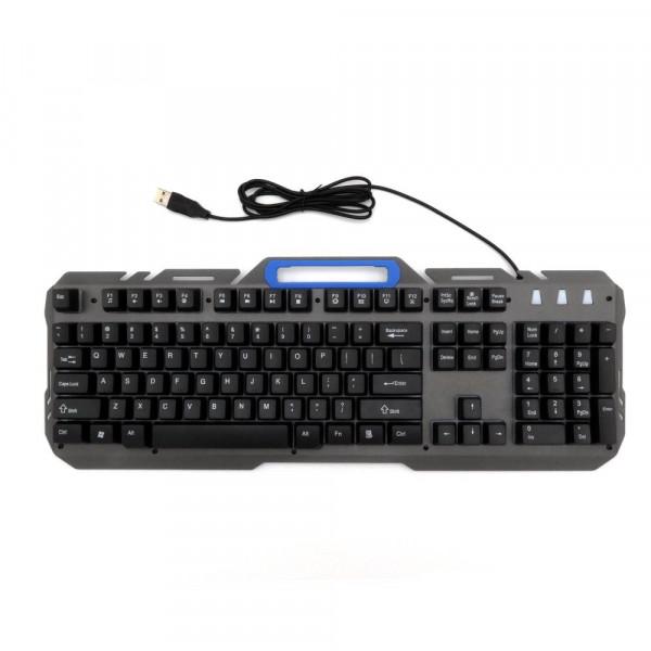 Проводная клавиатура K-Snake K15 с подсветкой