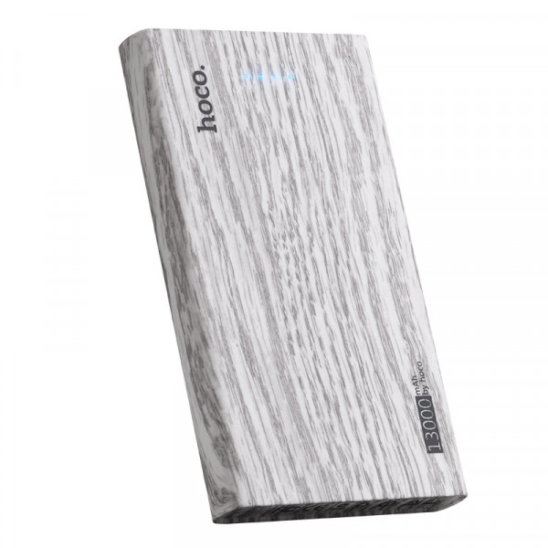 Power Bank Hoco B36 Wooden 13000 mAh