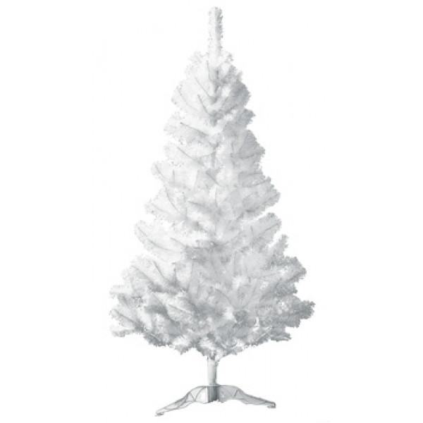 Искусственная пушистая белая ёлка 180 см гирлянды в подарок